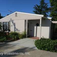 Rental info for 4612 Reinhardt Drive in the Redwood Heights area