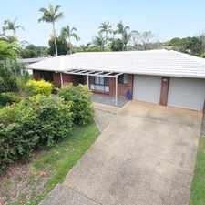Rental info for Top of Buderim in the Sunshine Coast area