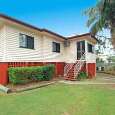 Rental info for Fantastic Weatherboard Home in the Rockhampton area