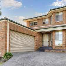 Rental info for PERFECT LOCATION PERFECT HOME! in the South Morang area