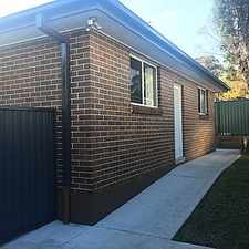 Rental info for Brand New Granny Flat in the Blacktown area