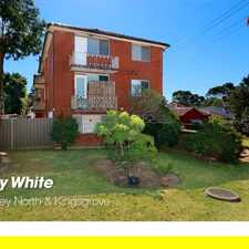 Rental info for Great Value in the Sydney area