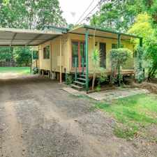 Rental info for HALF ACRE BLOCK FOR PEACEFUL LIVING **One Weeks Free Rent to Approved Applicant/s** in the Bellbird Park area