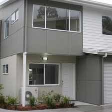 Rental info for WHAT A LOCATION - MODERN 3 BED TOWNHOUSE - QUIET STREET! in the Burpengary area