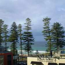 Rental info for One Bedroom Apartment, Fully Furnished, Beach Views in the Manly area