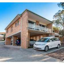 Rental info for 2 Bedroom Unit in the Canberra area