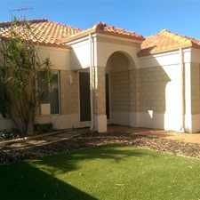 Rental info for Take back your weekends! ***LEASED*** in the Perth area