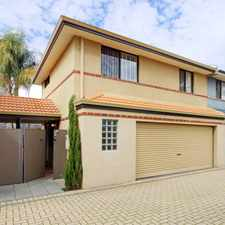 Rental info for Fully Furnished Townhouse! in the Perth area