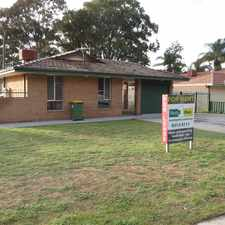 Rental info for FAMILY HOME WITH LARGE BLOCK WITH LARGE WORK SHOP