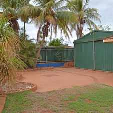 Rental info for Large yards surround this property and a massive shed is located to the rear of the property. Approved Application