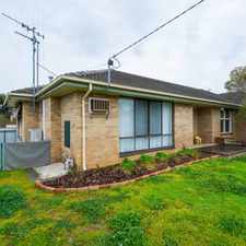 Rental info for UTILISE THE RUMPUS AS A 4TH BEDROOM in the Bendigo area