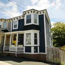 Rental info for 55 Charlton St - Gorgeous Downtown Two Bedroom Home in the St. John's area