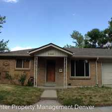 Rental info for 3440 Grove St in the West Highland area