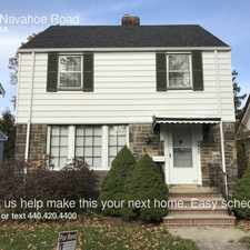Rental info for 3937 Navahoe Road in the Cleveland area