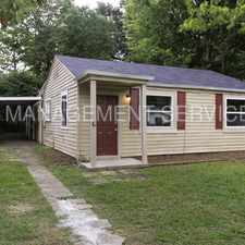 Rental info for 1369 Woodward Road in the Birmingham area