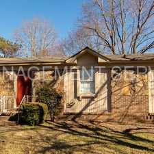 Rental info for 851 Willow Bend Lane