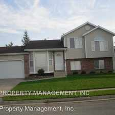 Rental info for 1205 E 3025 N in the Layton area