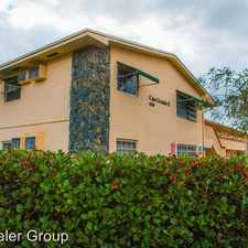 Rental info for 4350 NW 10 Street in the Miami area