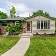 Rental info for 8553 W. Pacific Place Lakewood CO 80227 in the Lakewood area
