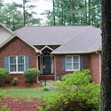 Rental info for 3653 Huntington Drive in the Indian Trail area