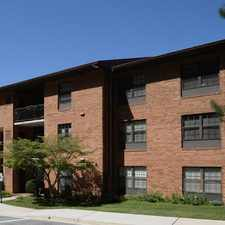 Rental info for Ivy Hall At Kenilworth