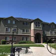 Rental info for 1826 West 1300 South #116