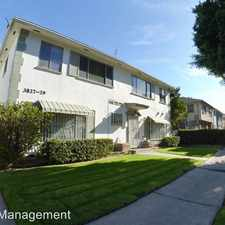 Rental info for 3829 Lockland Drive 09 in the Los Angeles area