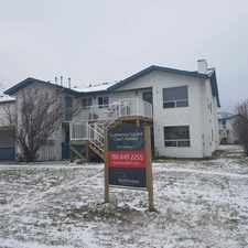 Rental info for Southwood Square in the Slave Lake area