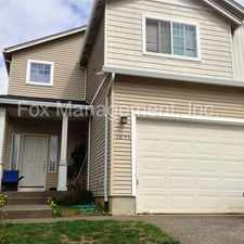 Rental info for Beautiful 2 Story Home In Sandy~ Gas Fireplace~ Gourmet Kitchen~ W/D Included!