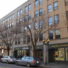 Rental info for 254 College Street in the Hill area