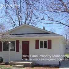 Rental info for 4132 Desmond Ave in the Indianapolis area