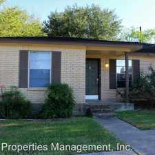 Rental info for 3602 B Elliott in the Bryan area