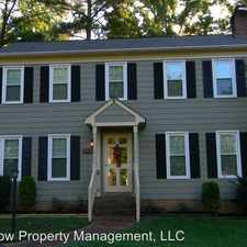 Rental info for 4911 Dunncroft Ct