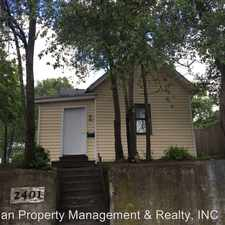 Rental info for 2401 Thompson Avenue