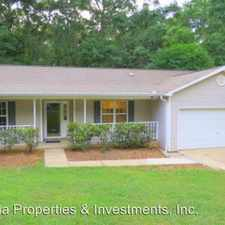 Rental info for 8524 Bannerman Bluff Drive