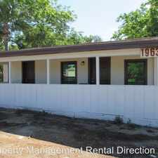 Rental info for 1963 Palm Ave - Unit 02