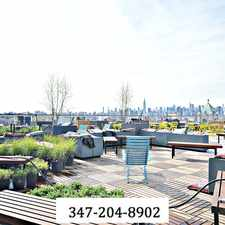 Rental info for Luxury 1 Bedroom, Gym, Stunning Rooftop, Amazing Opportunity!!! in the Greenpoint area