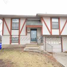 Rental info for 1443 E Haven Ln. in the Olathe area