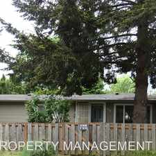Rental info for 902 25th Place