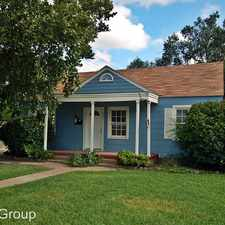 Rental info for 2601 25th Street - A