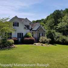 Rental info for 35 Traylee Dr