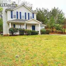 Rental info for $999 4 bedroom House in Clayton County Rex