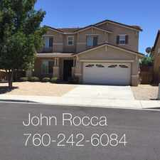 Rental info for 13739 Gobi Ct