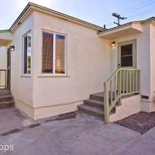 Rental info for 3354 30th Street - 3356 30th Street in the San Diego area