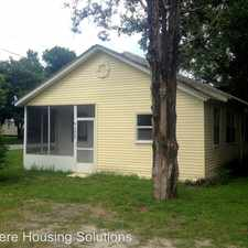 Rental info for 4900 19th Street