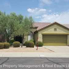 Rental info for 15728 Yucca Dr