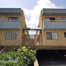 Rental info for 12142-50 Oxnard St in the Los Angeles area