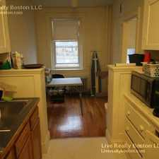 Rental info for Beacon St & Park St in the North End area