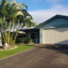 Rental info for SPACIOUS RETREAT **BREAK LEASE** in the Cairns area