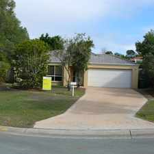Rental info for Great Upper Coomera Home in the Coomera area